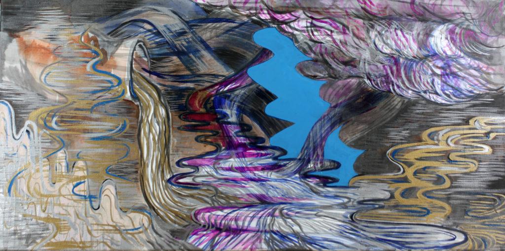 fuente 06 -t.mixta s.tela 60 x 40 cm - 2012